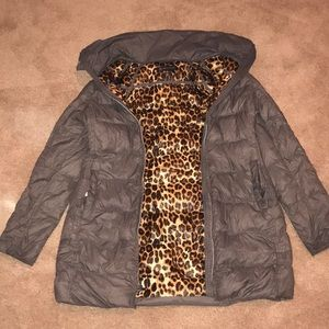 Winter Bubble Jacket by International Concepts